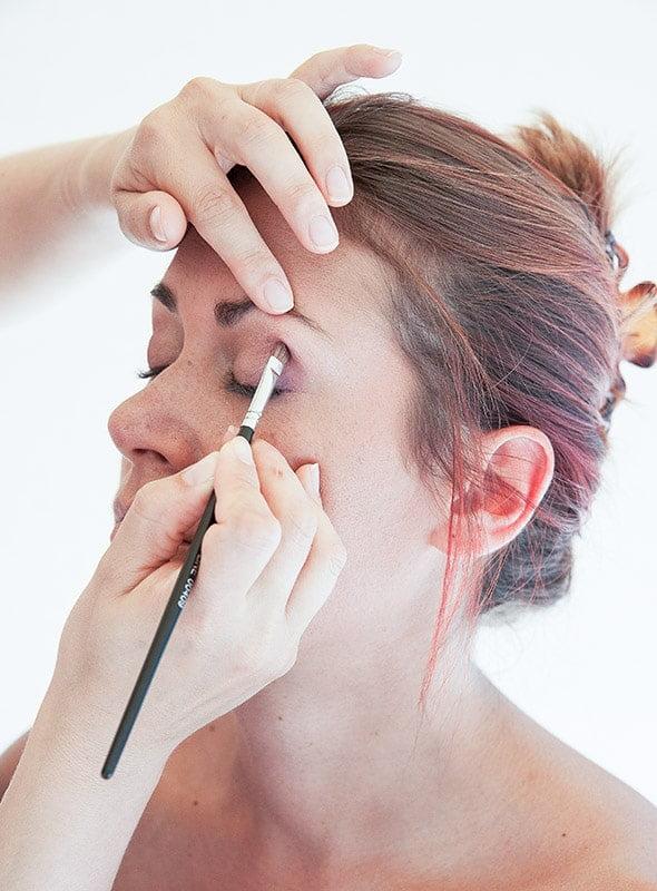 maquillage paupière